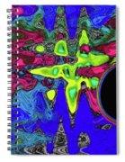 3-12-2009babcdefgh Spiral Notebook