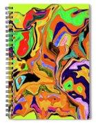 3-19-2010wabcdefghiklmnop Spiral Notebook