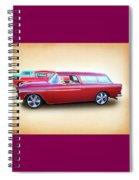 3 - 1955 Chevy's Spiral Notebook