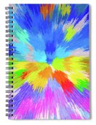 3-23-2009yabcdefghijk Spiral Notebook