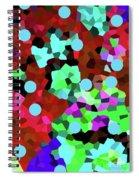 3-23-2010abcdefghijkl Spiral Notebook