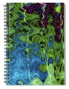 3-9-2010fabcdefgh Spiral Notebook