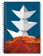 3 Caravels Spiral Notebook