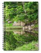 Green's Hill Spiral Notebook
