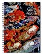 Koi. Spiral Notebook