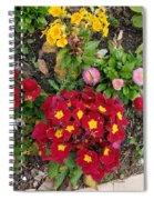 La Baulle France Spiral Notebook