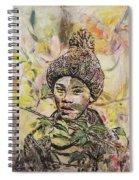 Ms Spiral Notebook