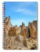 Omarama - New Zealand Spiral Notebook