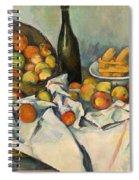 The Basket Of Apples Spiral Notebook
