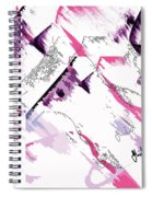 3 Times Removed Spiral Notebook