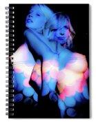 uNreaL light work phase 2 Spiral Notebook