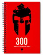 300 Spiral Notebook