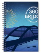 360 Bridge Spiral Notebook