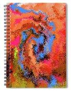 4-9-2008dab Spiral Notebook