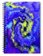4-9-2008dabcdefgh Spiral Notebook