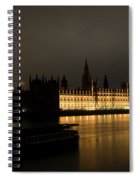River Thames Spiral Notebook