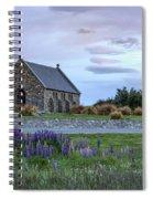 Tekapo - New Zealand Spiral Notebook