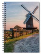 Wilton Windmill - England Spiral Notebook