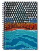 40 Years Reconciliation Spiral Notebook