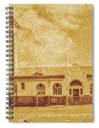 4017 Spiral Notebook
