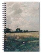 Broad Acres  Spiral Notebook