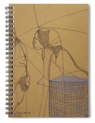 Kintus Tasks Spiral Notebook