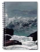 Maine Coast  Spiral Notebook
