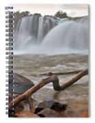 Beautiful Waterfall Spiral Notebook