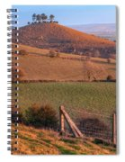 Colmers Hill - England Spiral Notebook