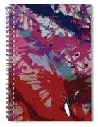 6 Dots Spiral Notebook
