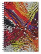 My Colorful World Series Spiral Notebook