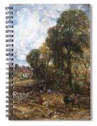 Stoke-by-nayland Spiral Notebook