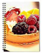 8 Eat Me Now  Spiral Notebook