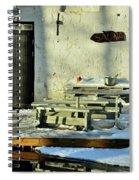 Teijo Ironworks Spiral Notebook