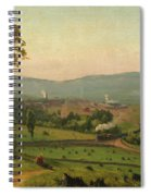The Lackawanna Valley Spiral Notebook