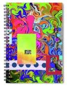 9-10-2015babcdefghijklmnopqrtuvwxyzab Spiral Notebook