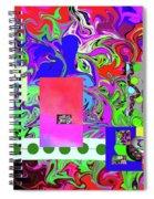 9-10-2015babcdefghijklmnopqrtuvwxyzabcdefghijkl Spiral Notebook