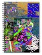 9-12-2015abcdefghijklmnopqrtuvwxyz Spiral Notebook