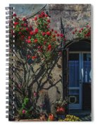 Entrance Spiral Notebook