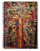 September 11th Memorial Spiral Notebook