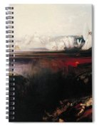 The Last Judgement  Spiral Notebook
