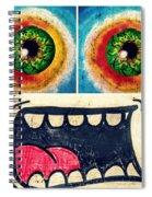 A Bushwick Local Spiral Notebook