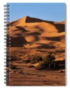 A Caravan In The Desert Spiral Notebook
