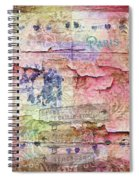 A City Besieged Spiral Notebook