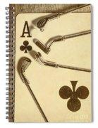 A Classic Round Spiral Notebook