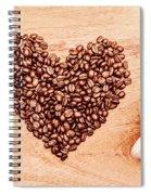 A Fancy Spiral Notebook