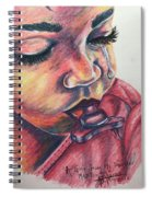 A Gift From My Daughter Madison 9 Spiral Notebook