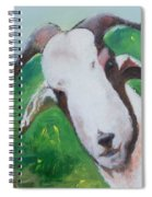 A Goat To Love Spiral Notebook