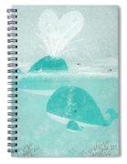 A Little Love Spiral Notebook