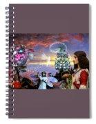 A Maiden Dreams Spiral Notebook
